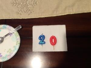 秋野Birthday